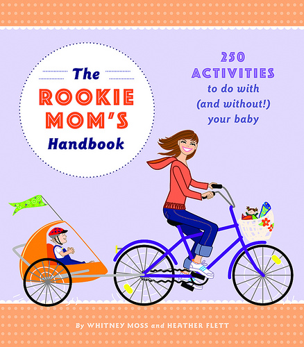 RookieMoms book cover